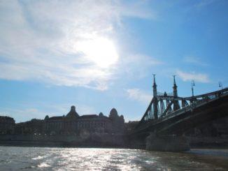 Hungary, Budapest – bridge, 2010