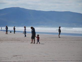 A beach as long as 5km