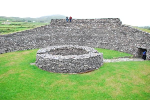 Ring of Kerry una fortezza di più di 1000 anni fà