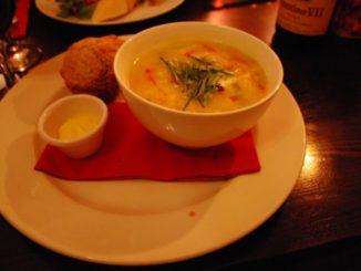 Ireland, Dublin – foods, 2011