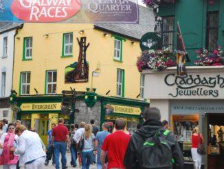 Ireland, Galway – people, July 2011