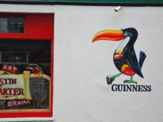 Irlanda, Galway – barca azzurra, 2011