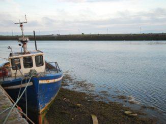 Ireland, Galway – boat, July 2011