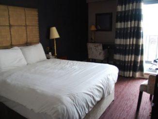 Ireland, Galway – hotel, 2011