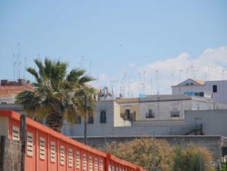 Aerials in Barletta