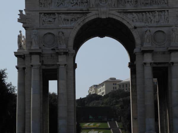 Architettura dell'epoca fascista a Genova