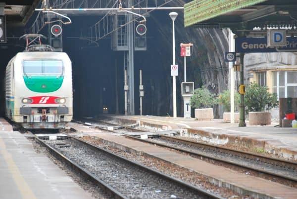 Il mistero del treno