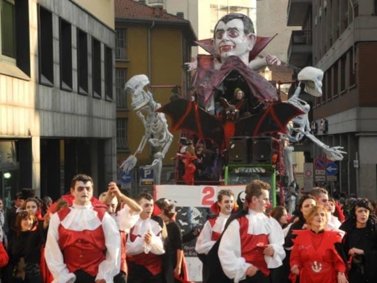 Carnevale a Lecco!