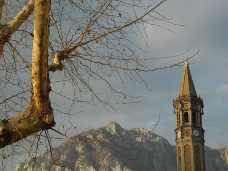 Early afternoon in Lecco