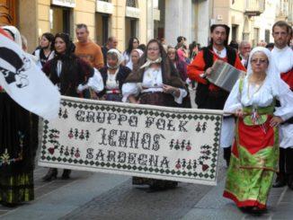 サルディニア祭り