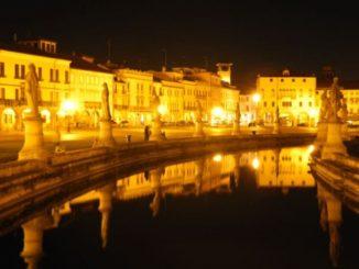 Italy, Padova – square, 2011