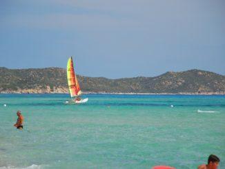 Costa Rei, 10km of beautiful beach