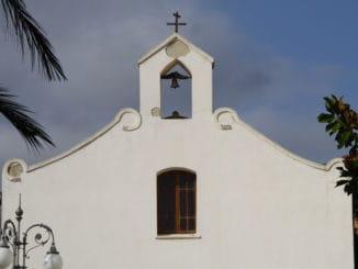 Sardinia church