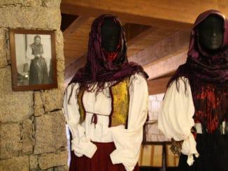 Sardinia, women wear these clothes..