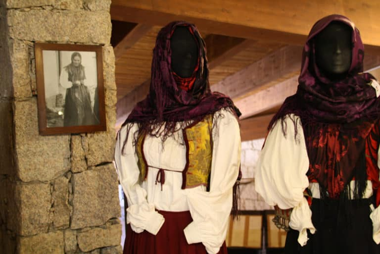 Sardinia, women wear these clothes..