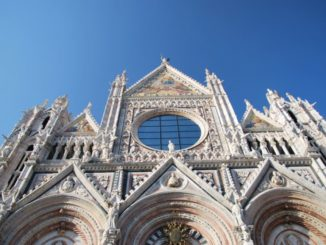 The Cathedral in Siena