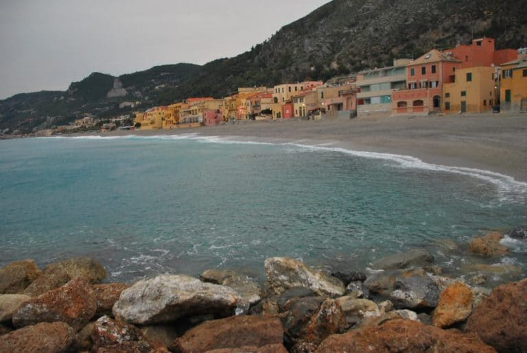 Varigotti which used to be a fishing village