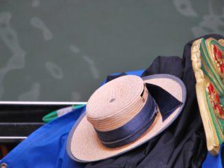 Italy, Venice – hat, Nov. 2012