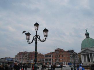 Italy, Venice – grey sky, Nov. 2012