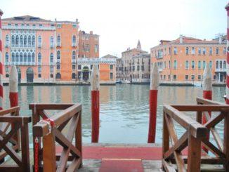 Italy, Venice – from the hotel, Nov. 2012