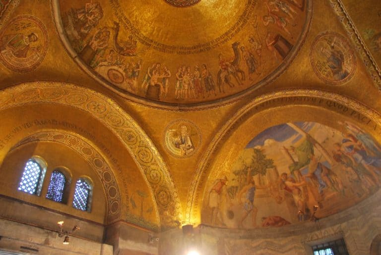 Golden Basilica di San Marco