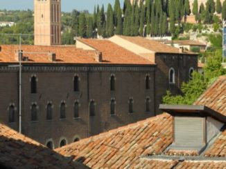 Italy, Verona – buildings 2011