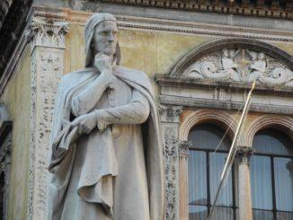 Italy, Verona – Dante 2011