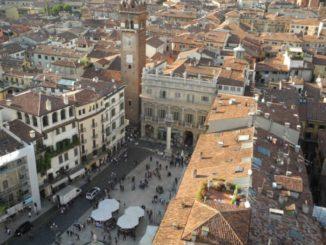 Italy, Verona – square 2011