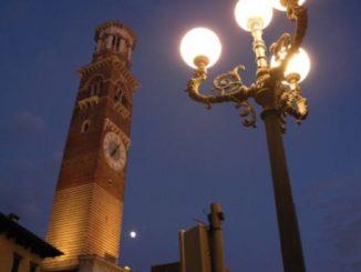 Italy, Verona – lamp 2011