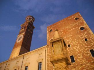 Italy, Verona – tower 2011