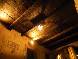 Italy, Verona – ceiling 2011