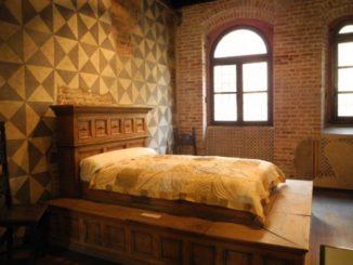 Il letto di Giulietta a Verona