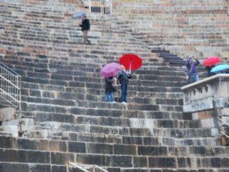 Italy, Verona – umbrella 2010