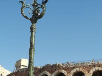 Italy, Verona – blue sky 2011