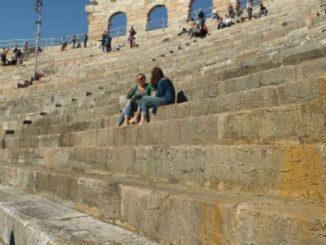 Italy, Verona – anphitheatre 2011