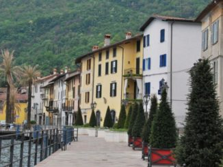Quiet Lake Iseo