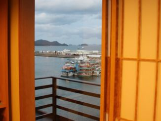 Japan, Iseshima – sea view, Jan.2013