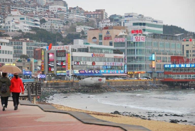 韓国-釜山