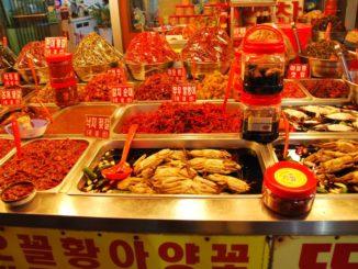 Korea, Busan – looks hot, Apr.2012