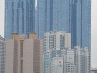 Living in Skyscrapers in Busan