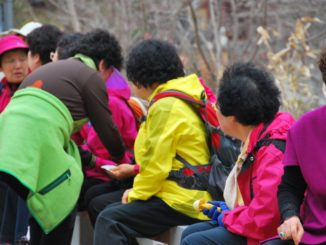 Korea, Gyeongju – colourful, Apr.2012