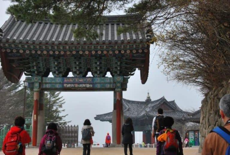 Gyeongju is as old as Nara in Japan