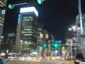South Korea, Seoul – night, 2011