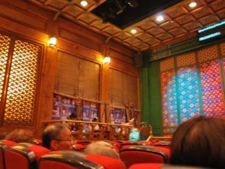 South Korea, Seoul – theatre, 2011