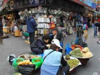Korea, Seoul – eating, Apr.2012