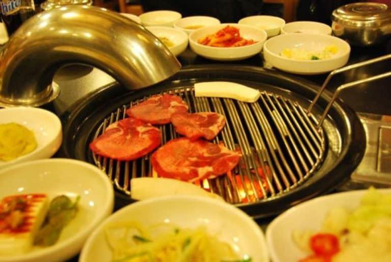 Korean BBQ, again