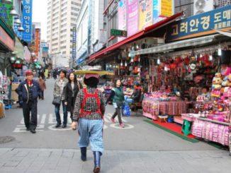 Namdaemun, the ultimate market