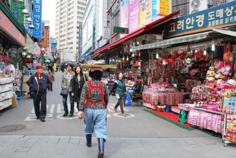 Namdaemun, the ultimate market