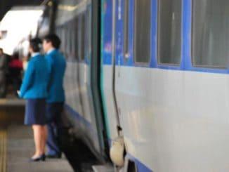 South Korea, Seoul – train, 2012