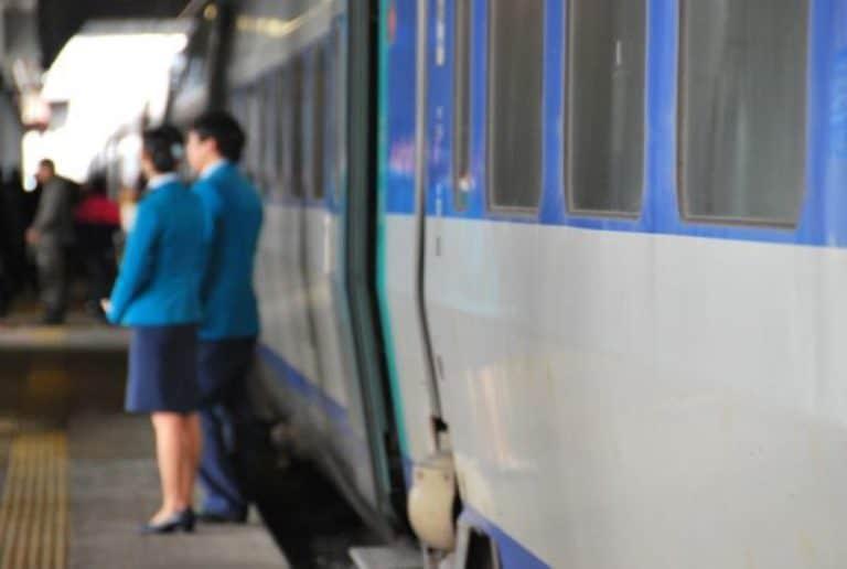 Il treno veloce coreano da Busan a Seul
